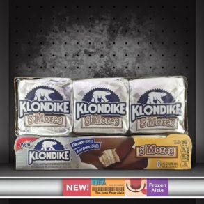 Klondike S'mores Ice Cream Bars