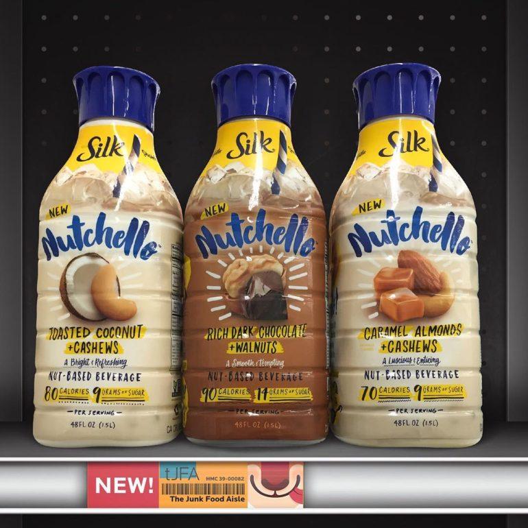 Silk Nutchello Nut-Based Beverages
