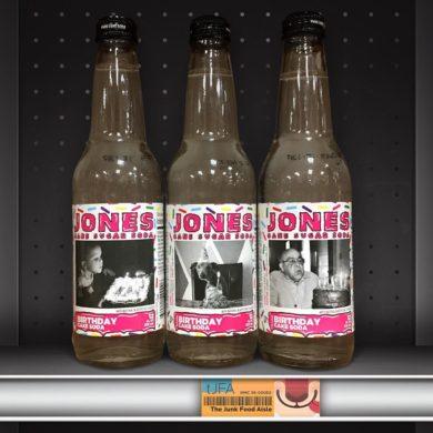 Birthday Cake Jones Soda