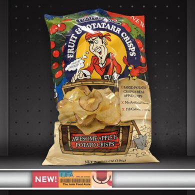 Pirate Brands Fruit & Potatarr Crisps: Awesome Apple