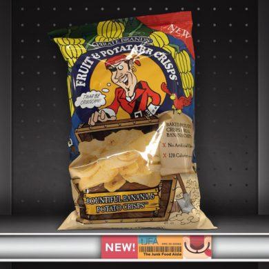 Pirate Brands Fruit & Potatarr Crisps: Bountiful Banana