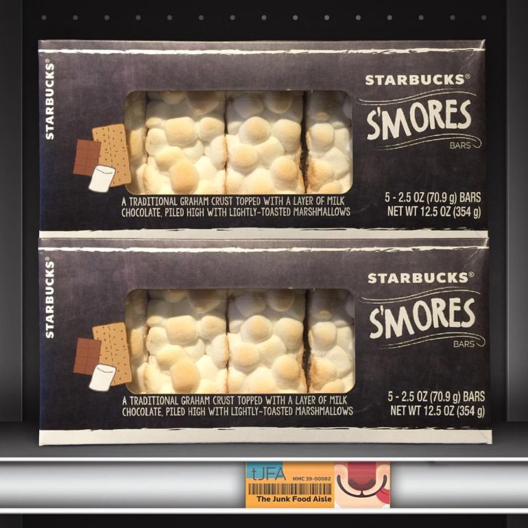 Starbucks S'mores Bars