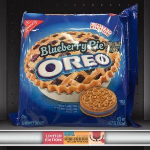 Blueberry Pie Oreo