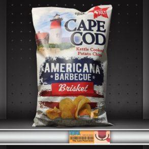 Cape Cod American Barbecue Brisket Kettle Chips