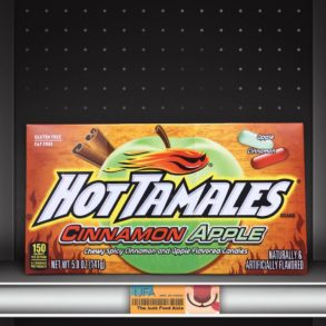Cinnamon Apple Hot Tamales