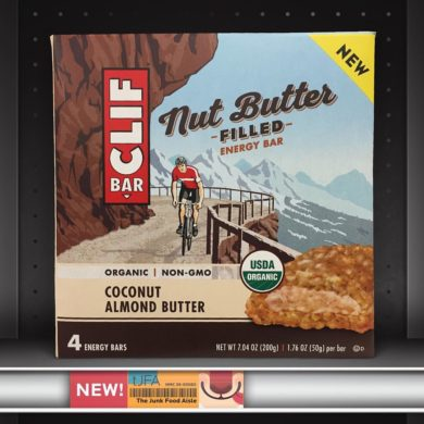 Clif Bar Nut Butter Filled Coconut Almond Butter Energy Bar