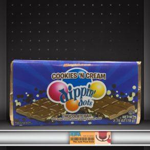 Dippin' Dots Cookies 'N Cream Chocolate Bar