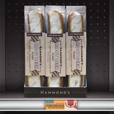 Hammond's Root Beer Float Caramel Marshmallows