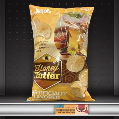 Meijer Honey Butter Potato Chips