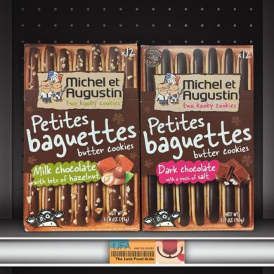 Michel et Augustin Petites Baguettes Butter Cookies