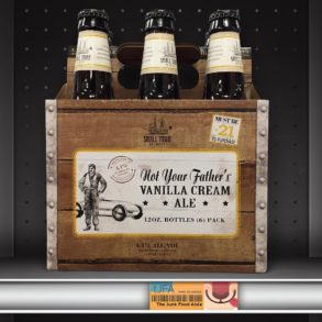Not Your Father's Vanilla Cream Ale