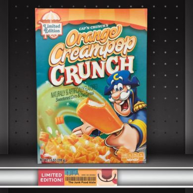 Orange Creampop Crunch