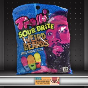 Trolli Sour Brite Weird Beards