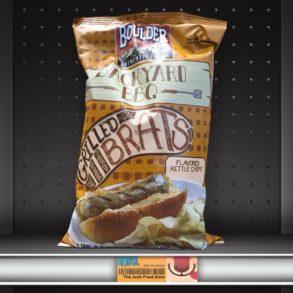 Boulder Canyon Backyard BBQ Grilled Brat Kettle Chips