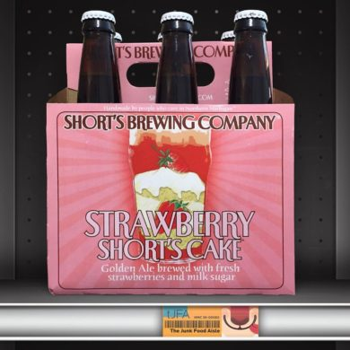 Short's Brewing Strawberry Short's Cake