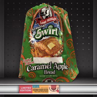 Aunt Millie's Seasonal Swirl Caramel Apple Bread