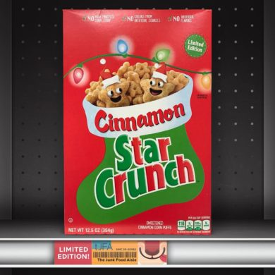Cinnamon Star Crunch