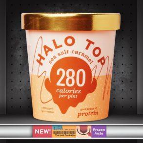 Halo Top Sea Salt Caramel Ice Cream