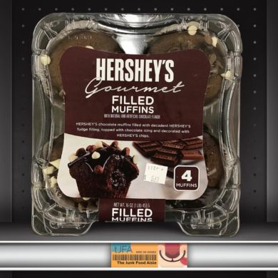 Hershey's Gourmet Filled Muffins