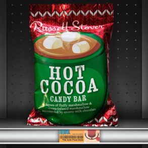 Russell Stover Hot Cocoa Candy Bar