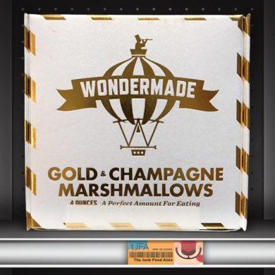 Wondermade Gold & Champagne Marshmallows