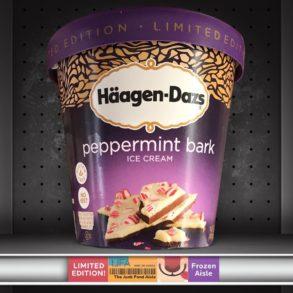Häagen-Dazs Peppermint Bark Ice Cream