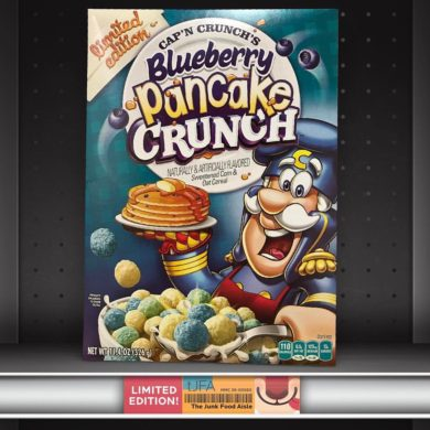 Cap'n Crunch's Blueberry Pancake Crunch