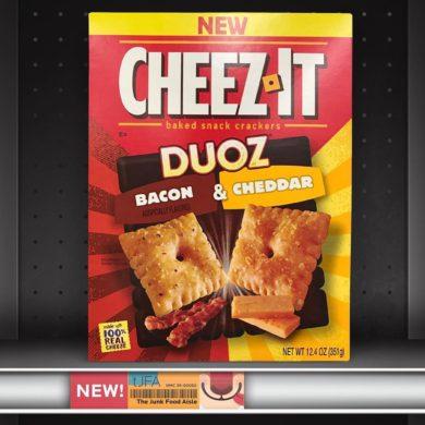 Cheez-It Duoz Bacon & Cheddar