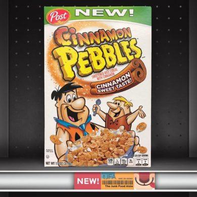 Cinnamon Pebbles