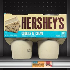 Hershey's Cookies 'N' Creme Pudding