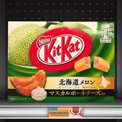 Kit Kat Hokkaido Melon