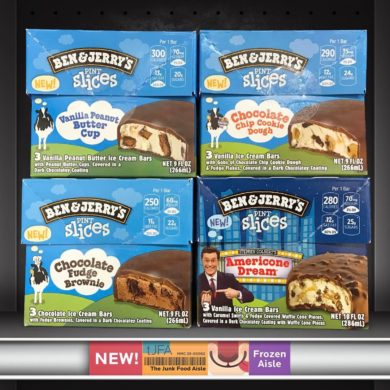 Ben & Jerry's Pint Slices