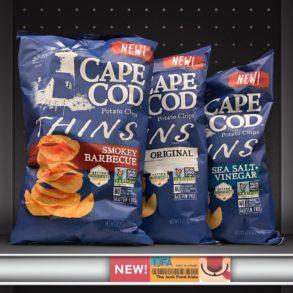 Cape Cod Potato Chip Thins