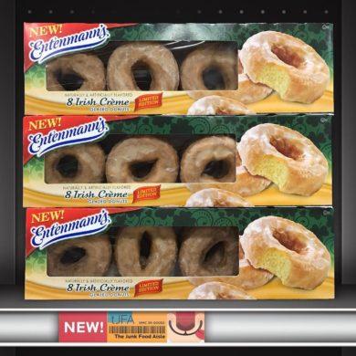 Entenmann's Irish Crème Glazed Donuts