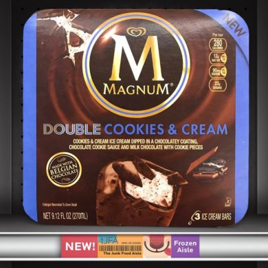 Magnum Double Cookies & Cream Ice Cream Bars