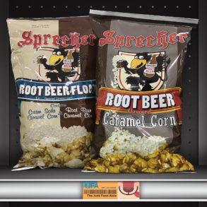 Sprecher Root Beer & Root Beer Float Flavored Caramel Corn