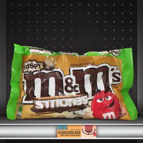 Crispy M&M's S'mores