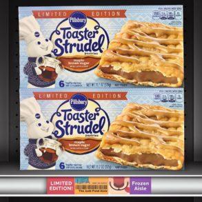 Maple Brown Sugar Pillsbury Toaster Strudels