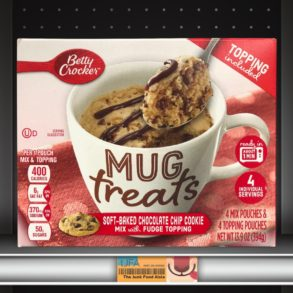 Betty Crocker Mug Treats: Chocolate Chip Cookie