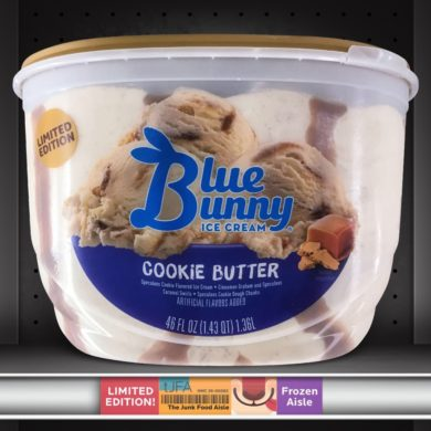 Blue Bunny Cookie Butter Ice Cream