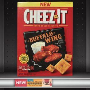 Buffalo Wing Cheez-Its