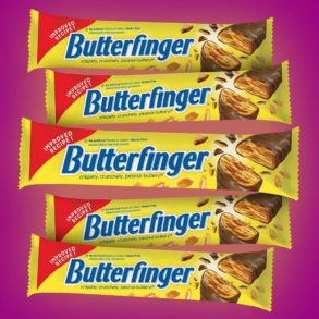 Butterfinger is getting an improved recipe in 2019