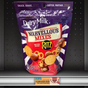 Cadbury Dairy Milk Marvellous Mixes with Ritz