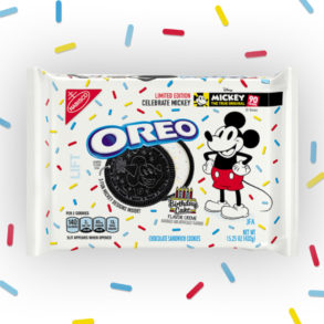 Coming Soon: Celebrate Mickey Oreo