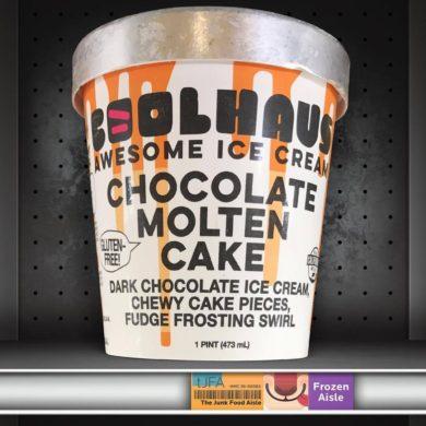 Coolhaus Chocolate Molten Cake Ice Cream