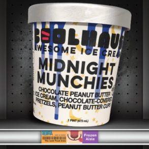Coolhaus Midnight Munchies Ice Cream