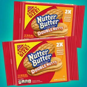 Double Nutty Nutter Butters