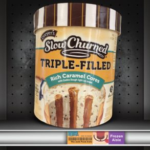 Dreyer's Slow Churned Triple Filled: Rich Caramel Cores