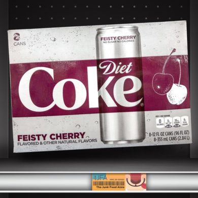 Feisty Cherry Diet Coke