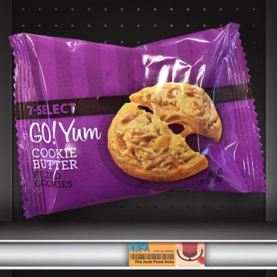 Go! Yum Cookie Butter Filled Cookies